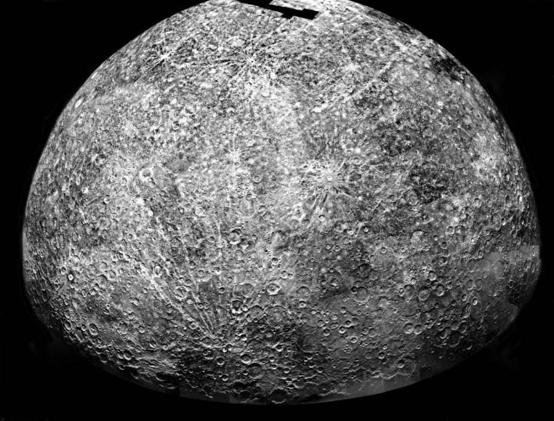 Ru космос меркурий меркурий
